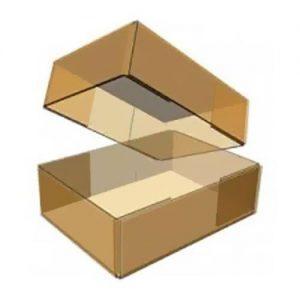 جعبه و درپوش