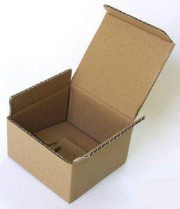 جعبههای پاکتی شکل