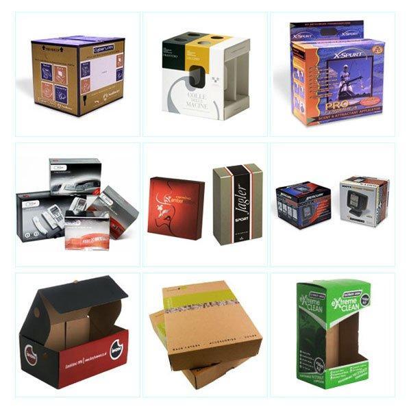 بسته بندی سفارشی