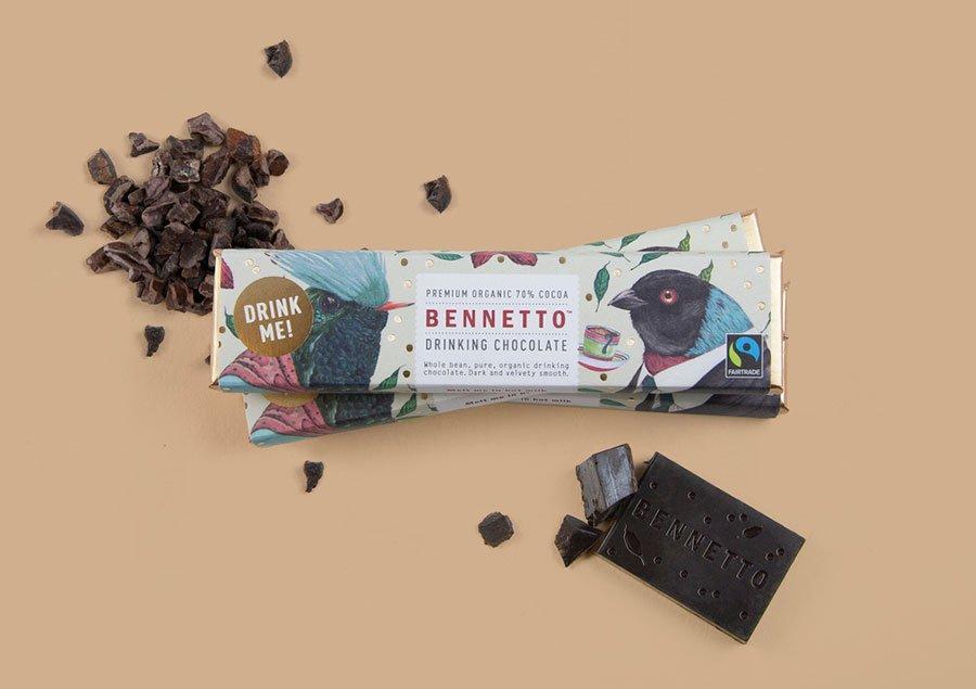 شکلات Bennetto