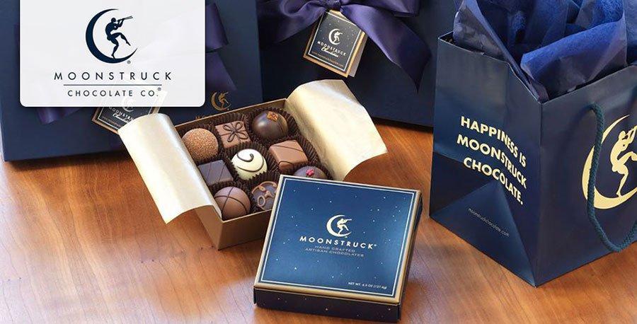 شکلات شرکت Moonstruck