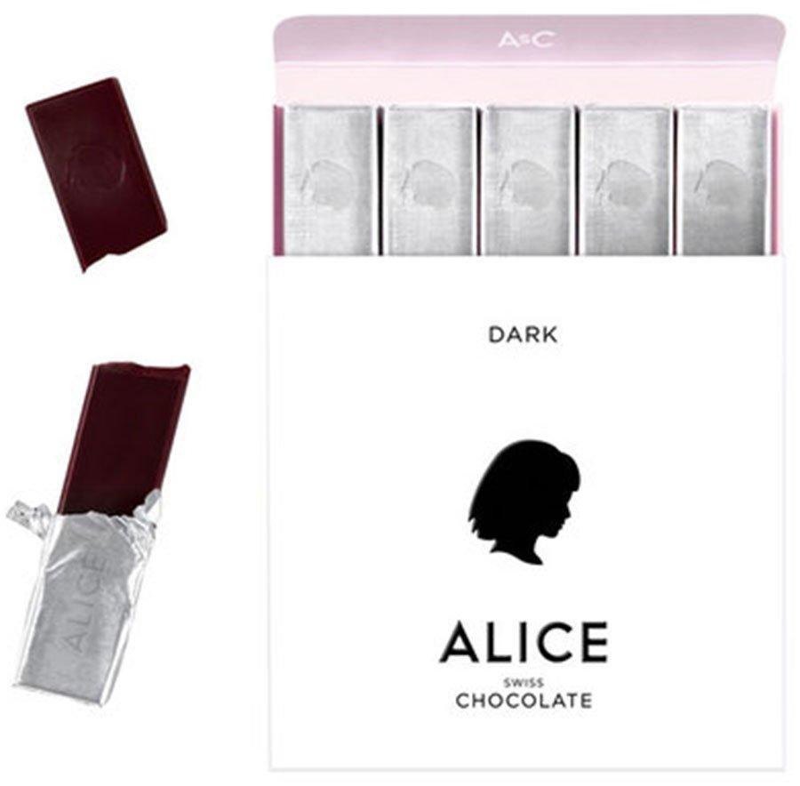 شکلات Alice