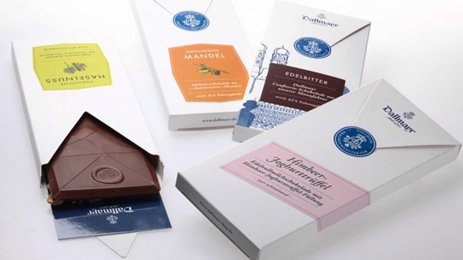 شکلات Dallmayr