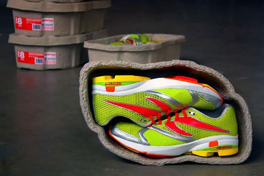 بسته بندی کفش Newton