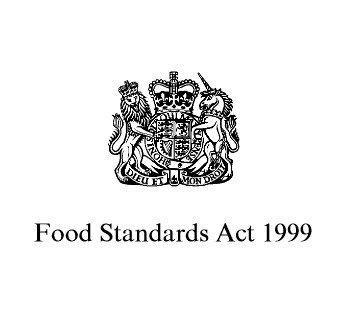 قانون استاندارد مواد غذایی